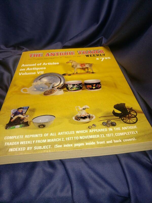 The Antique Trader Antiques Volume 7