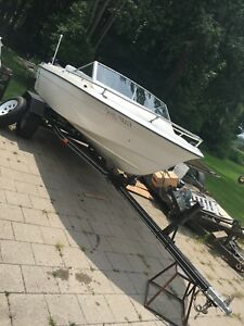 15.5ft Chris Craft Fishing boat/Small Family boat