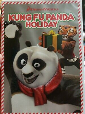 DVD - Animation - Kung Fu Panda Holiday - Jack Black - Angelina Jolie