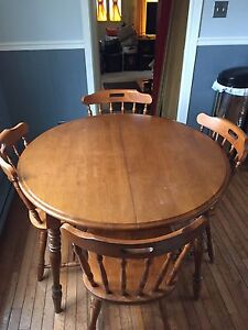 Rockton  kitchen table set