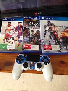 3 wonderful games + a new black controller for sale Bedford Bayswater Area Preview