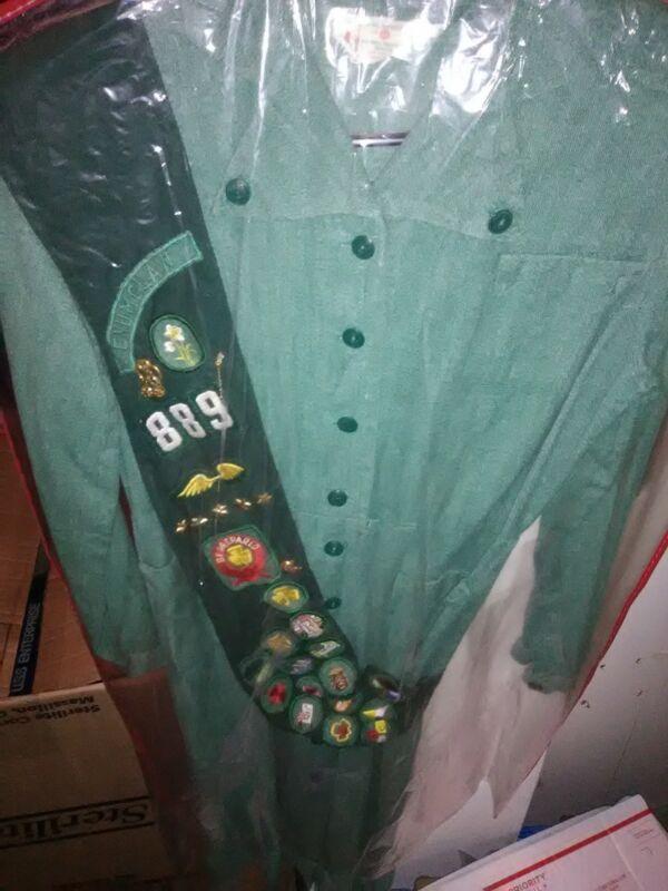 1940s Girl Scout Uniform