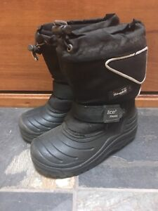 Winter boots; Thinsulate
