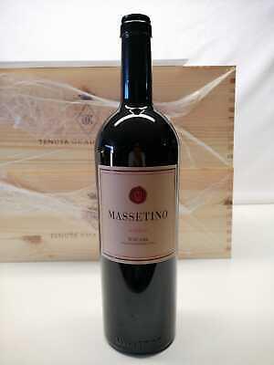 2017 MASSETINO dell' ORNELLAIA - 1 Bottiglia x 75 CL - SPEDIZIONE GRATUITA