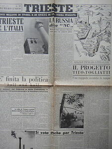 1948-TRIESTE-NUMERO-UNICO
