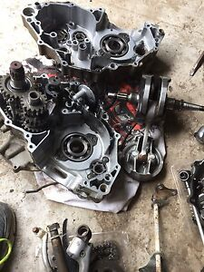 Wanted yz 450 crank and other parts Newcastle Newcastle Area Preview