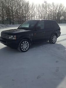 """2007 Land Rover Range Rover Sport """"SUPERCHARGED """""""