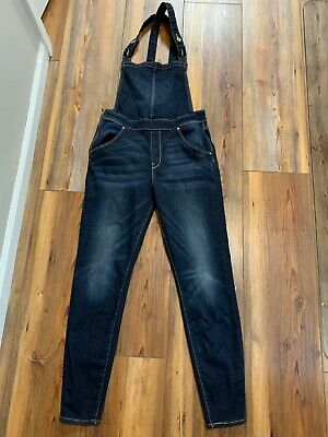 Vintage Overalls & Jumpsuits Levi's Denizen Denim Blue Jeans overalls (size M  $35.63 AT vintagedancer.com