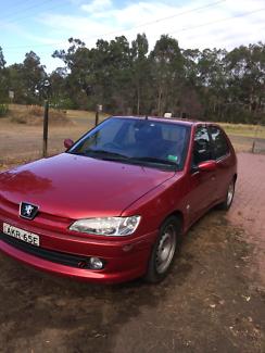 Peugeot 306 manual 140000km