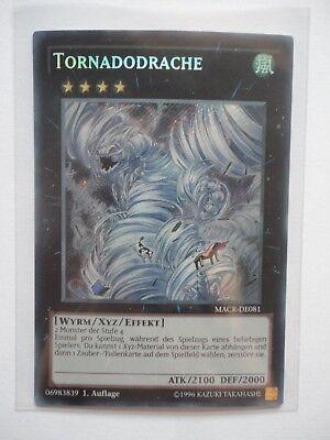 TORNADODRACHE MACR-DE081 SECRET RARE 1.AUFLAGE