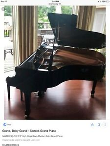 Piano mover wanted