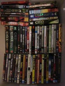 BOX of Perfect condition DVDS Annandale Leichhardt Area Preview