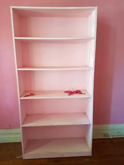 Pink Book shelf