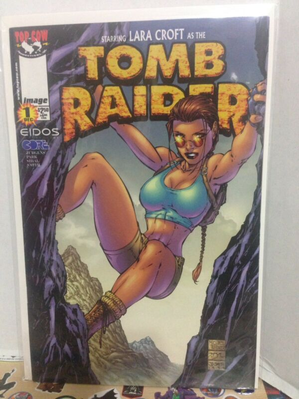 Tomb Raider # 1 - 1999 - VF/NM
