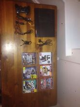 PS3 12gb-6 games and mic Joondalup Joondalup Area Preview