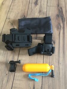 Gopro/action camera accessories