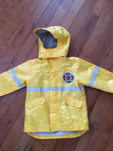 Carters Firefighter Raincoat size M