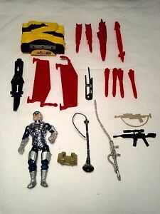 Vintage G.I. Joe parts and accessories