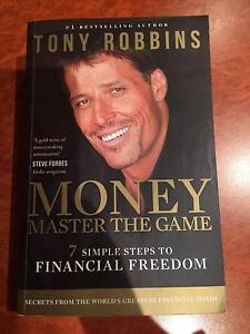 Anthony Robbins- MONEY-Master the Game West Pennant Hills The Hills District Preview