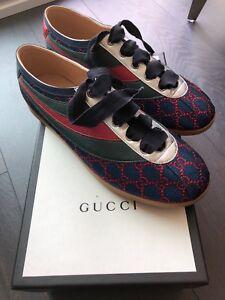 Gucci Falacer lurex $500 OBO size 11