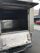Aluminium trailer canopy on Hilux - swap or sell Northcote Darebin Area Preview
