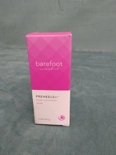 Barefoot Scientist PreHeels Blister Prevention Spray, Innovative Invisible... - $7.99