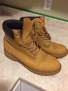 SIZE 11 TIMBERLANDS
