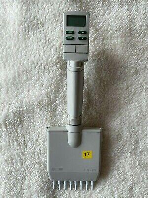 Rainin Edp3 Plus Multi-channel Pipette 2-20ul Lts 8 Channel
