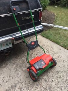 Brill Cordless Electric Push Mower