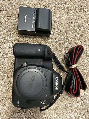 Canon EOS 5D Mark III 22.3MP Digital SLR Camera Body - ONLY 29k Shutter READ!