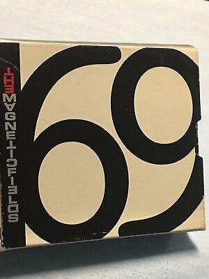 69 Love Songs  Box  By Magnetic Fields  Cd  Sep 1999  3 Discs  Merge