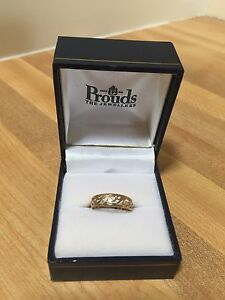 9ct Gold Toe Ring Faulconbridge Blue Mountains Preview