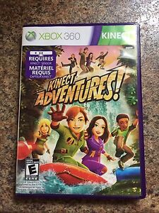 Kinect Adventures for Xbox 360