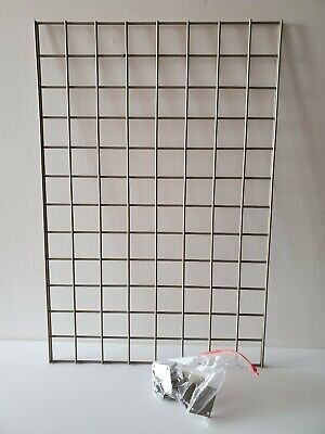 36 X 24 Wire Wall Grid Panel Grid For Hanging Clothe