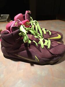 Nike Lebron James Basketball sneakers size 6.5Y