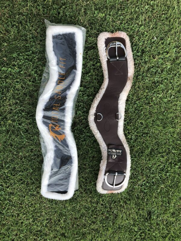 Total Saddle Fit Cinch with Extra Fleece Pad