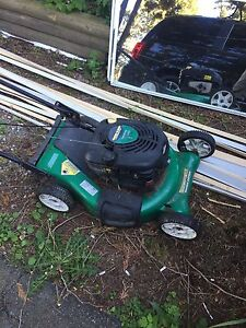Yardking lawnmower