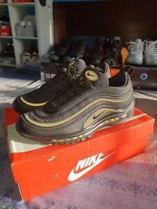 Nike Air Max 97 Triple Black | Men's Shoes | Gumtree