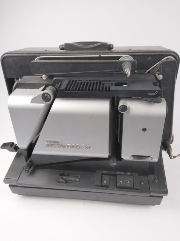 Telex Instaload XL 2210 16mm Film Projector w Sound TESTED & WORKING