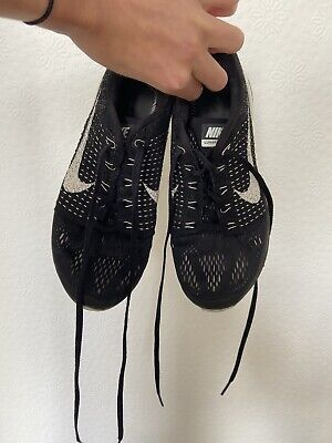 Nike Lunarglide 7 Women's Running Trainers UK 5 Black & White