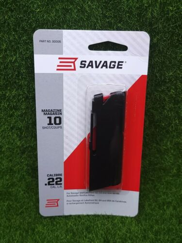 Savage Arms Magazine Lakefield 62 64 954 Rimfire Series .22LR 10 Round - 30005
