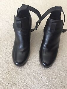 Ankle boots from Italy