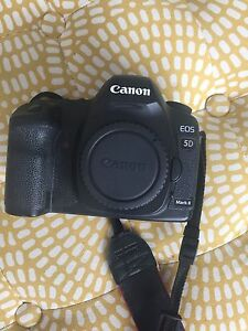 Canon 5D Mark ii - excellent used condition