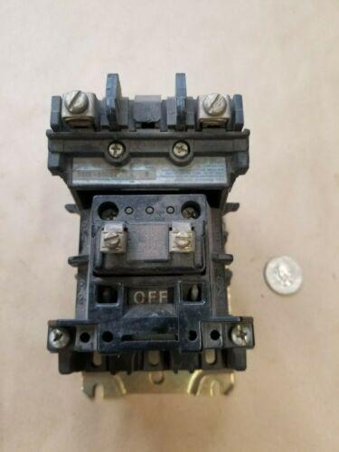 A-B/Allen-Bradley 500L-B0D92 Contactor/Aux Contact