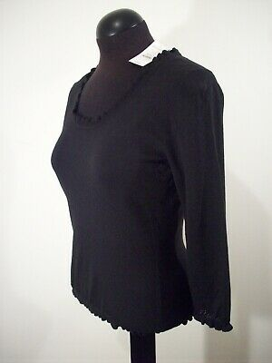 Express Store Brand Long Sleeve Elegant Womens Top Blouse (New With Price Tags)