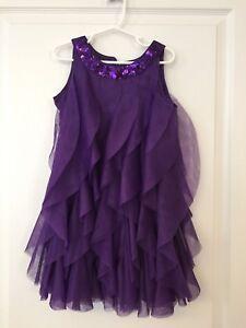 Size 6 -Purple dress