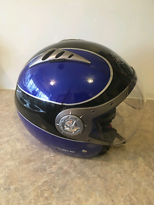 Motorcycle Helmet New Norfolk Derwent Valley Preview