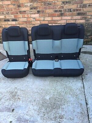 2019 CITROEN BERLINGO/Peugeot partner triple Rear seats Van campervan  #6