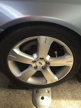 Ford xr6 xr8. 19inch wheels wanted.or swap 4 18s Crestmead Logan Area Preview