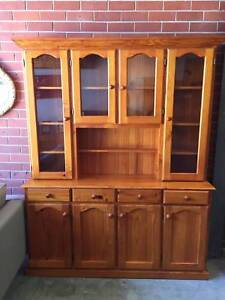 Kitchen cabinet, kitchen hutch, kitchen cupboard WE CAN DELIVER Brunswick Moreland Area Preview